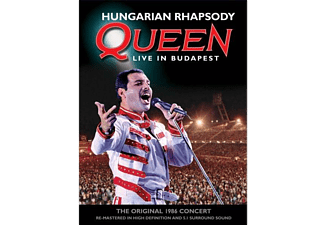 Queen - Hungarian Rhapsody (Blu-ray)