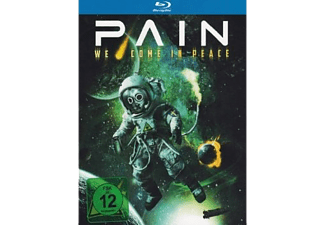 Pain - We Come In Peace (Blu-ray)