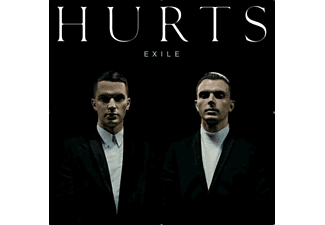Hurts - Exile (CD + DVD)