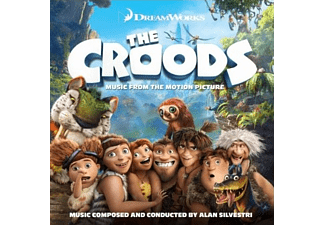 Owl City - The Croods (Croodék) (CD)