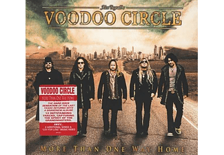 Voodoo Circle - More Than One Way Home (Digipak) (CD)