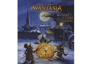 Avantasia - The Mystery Of Time - Limited Edition Digibook (CD)