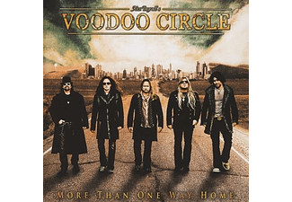 Voodoo Circle - More Than One Way Home (CD)