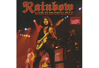 Rainbow - Live In Munich 1977 (Vinyl LP (nagylemez))