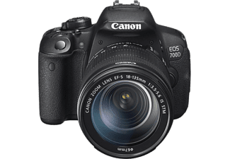 CANON EOS 700D + 18-135 mm IS STM KIT