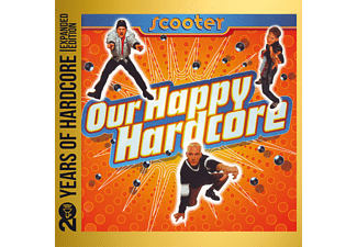 Scooter - Our Happy Hardcore-20 Years Of Hardcore(Expan.Ed.) (CD)