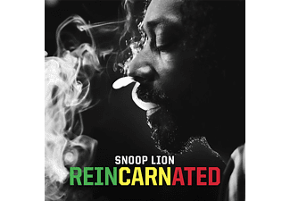 Snoop Lion - Reincarnated (CD)