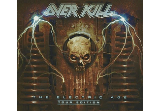 Overkill - The Electric Age - Tour Edition (CD)