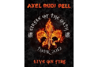 Axel Rudy Pell - Live On Fire (DVD)
