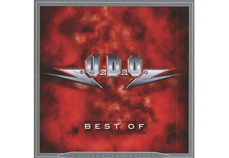 U.D.O. - Best Of (CD)