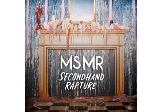 Ms Mr - Secondhand Rapture (CD)