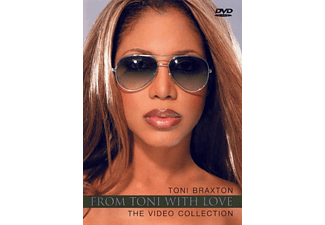 Toni Braxton - From Toni With Love...The Video Collection (DVD)