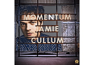 Jamie Cullum - Momentum - Limited Deluxe Edition (CD + DVD)