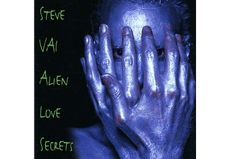 Steve Vai - Alien Love Secrets (CD)