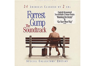 Különböző előadók - Forrest Gump - The Soundtrack - Special Cellection's Edition (CD)