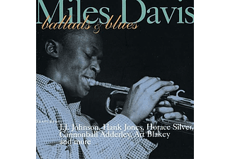 Miles Davis - Ballads And Blues (CD)