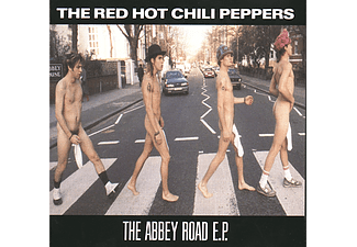 Red Hot Chili Peppers - The Abbey Road E.P. (CD)
