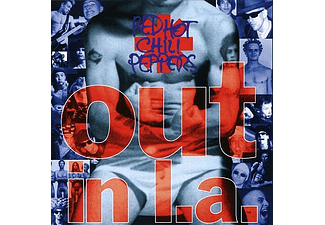 Red Hot Chili Peppers - Out In L.A. (CD)