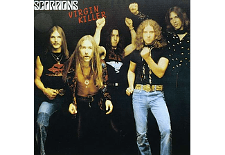 Scorpions - Virgin Killer (CD)