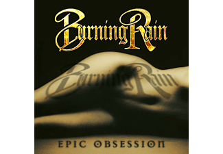 Burning Rain - Epic Obsession (CD)