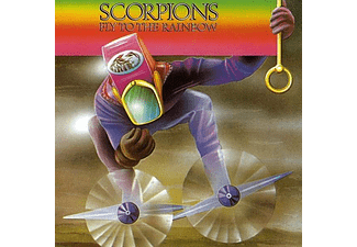 The Scorpions - Fly To The Rainbow (CD)