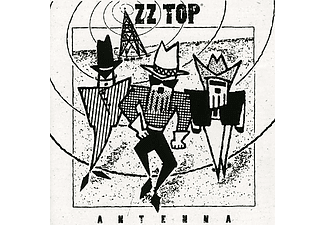 ZZ Top - Antenna (CD)