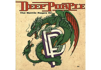 Deep Purple - The Battle Rages On... (CD)