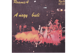 Piramis - A nagy buli 1979 (CD)