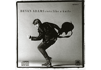 Bryan Adams - Cuts Like A Knife (CD)