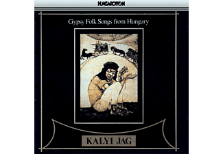 Kalyi Jag - Black Fire (CD)