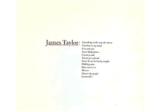 James Taylor - Greatest Hits (CD)