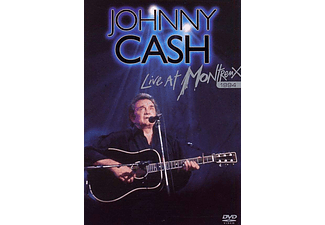 Johnny Crash - Live At Montreux 1994 (DVD)
