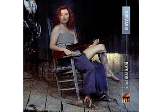Tori Amos - Boys For Pele (CD)