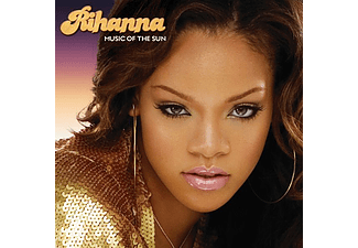 Rihanna - Music Of The Sun (CD)
