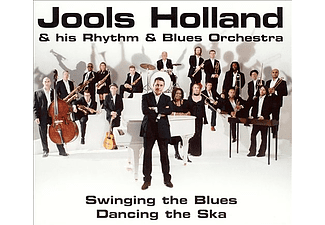 Jools Holland - Swinging the Blues - Dancing the Ska (CD)