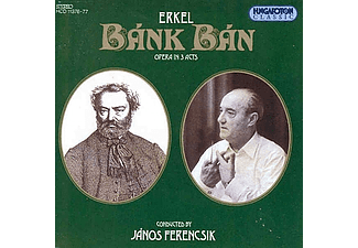 Janos Budapest Philharmonic Orchestra & Ferencsik - Bank Ban (CD)