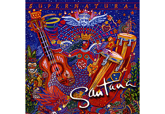 Carlos Santana - Supernatural (CD)