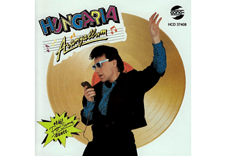 Hungária - Aranyalbum (CD)