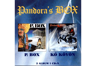 P. Box - Kő kövön (CD)