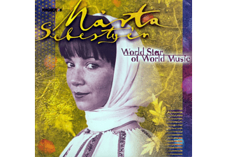 Sebestyén Márta - World Star of World Music (CD)