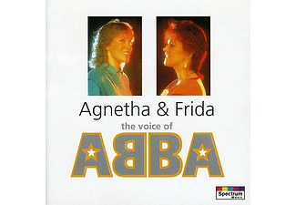 Agnetha & Frida - The Voice Of ABBA (CD)