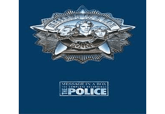 The Police - Message In A Box (CD)