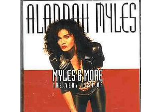 Alannah Myles - Myles & More - The Very Best Of (CD)