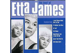 Etta James - Best Of (CD)