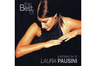 Laura Pausini - The Best of Laura Pausini - E Ritorno Da Te (CD)