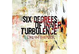 Dream Theater - Six Degrees of Inner Turbulence (CD)