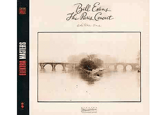Bill Evans - Paris Concert, Vol.1 (CD)