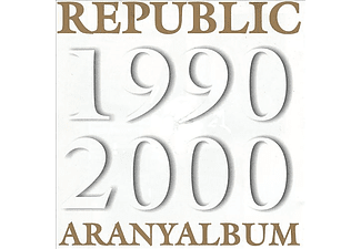Republic - Aranyalbum 1990 - 2000 (CD)