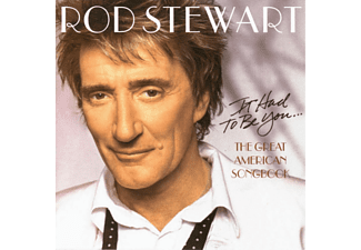 Rod Stewart - It Had to Be You... The Great American Songbook (CD)