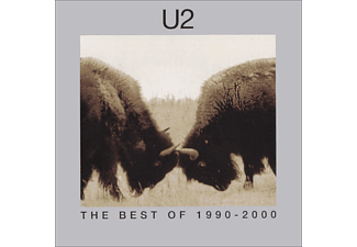 U2 - The Best Of 1990 - 2000 (CD)